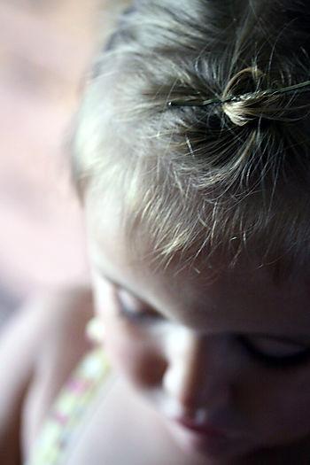 Pin-curl