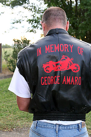 in memory of George Amaro
