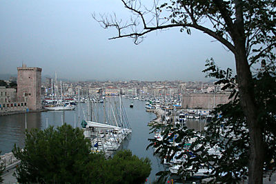 The-old-port-marseilles