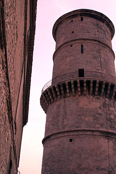 St-jean-tower-Marseilles