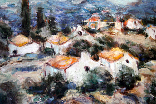Painting-provence