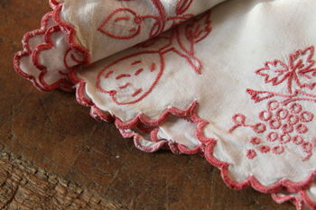French country home linens