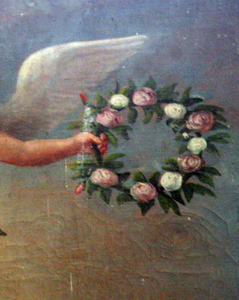 ANGEL-WITH-WREATH