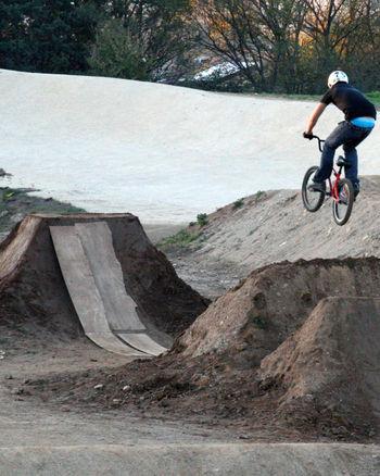 BMX JUMP Sacha