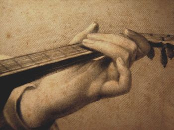 Hand-playing-music-coreyama