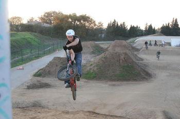BMX rider