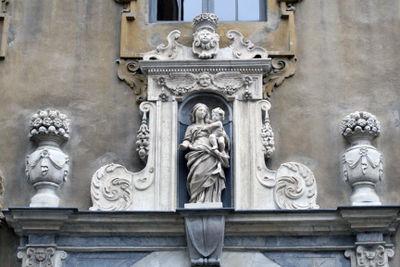Italian-doorway