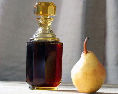 Pear-still-life