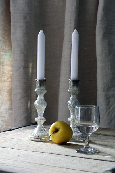 Mercury-candlesticks