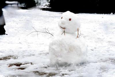 Snowman w:pipe
