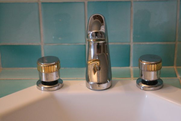 Gold And Silver Bathroom Faucets Home Design Ideas - Silver bathroom faucets