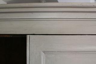 grey cupboard