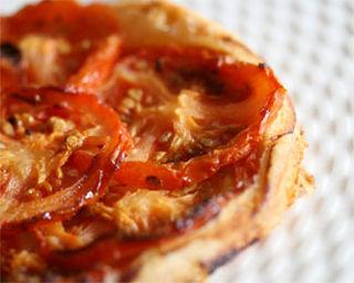 Tomato-pizza