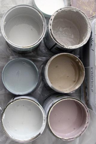 grey paint 101