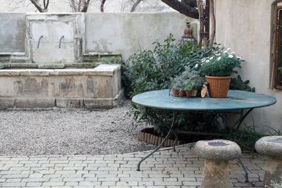 Jardin fountain