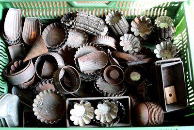 French-baking-tins