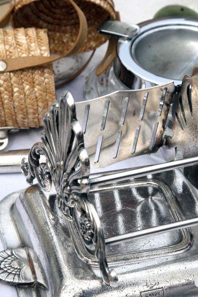 Silver-object