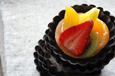 Fruit-Tartlette