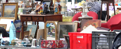 antiquing in France
