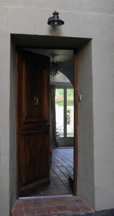 Our doorway
