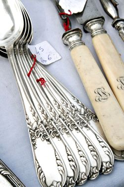 French-silverware