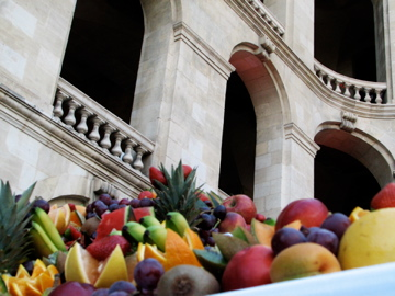 Fruit shot