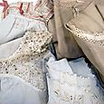 Antique-Nightshirts and linens, hand made