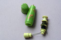 Sewing kit needles