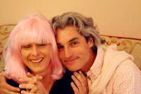 Pink friend
