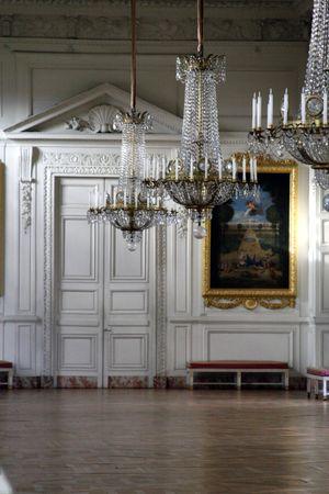 Interior-Castle