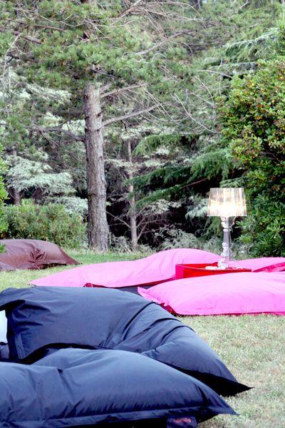 Garden-pillows