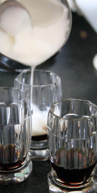 Steamed-milk