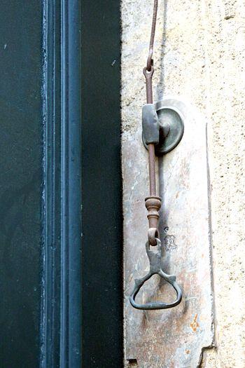 Doorbell-pull