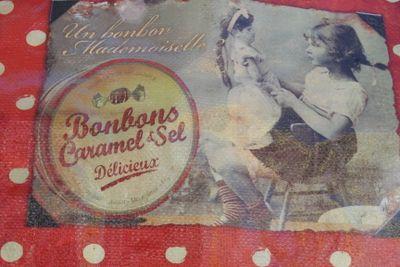 Vintage French Sack