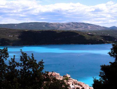 St croix blue lake