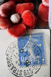 French-stamps-for-post