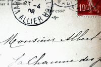French-post-card