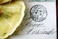 French-postmark