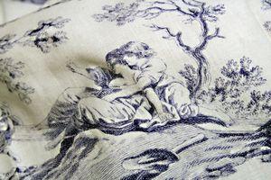 French-toile-romantic Toile de Jouy