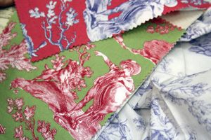 French-Toile