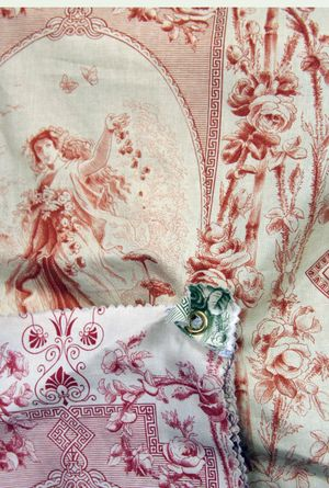 Toile-French-fabric