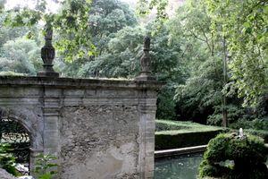 Chateau barben park