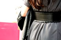 Black-leather-belt