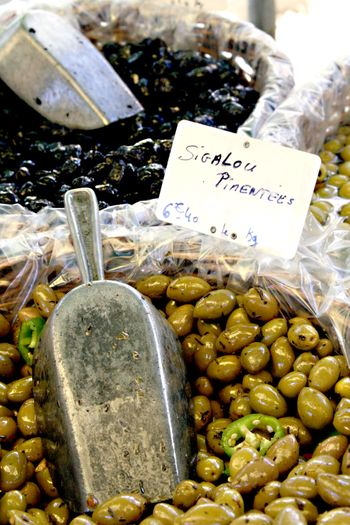 Open-market-olives
