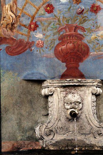 Fountain bellagio
