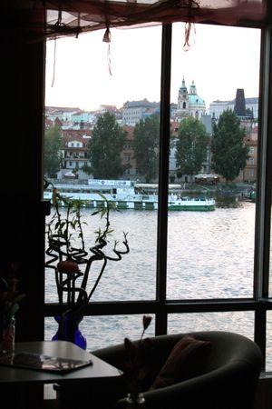 Prague restarurant