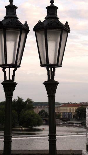 Lamps prague