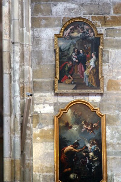 Prague St. Vitus Cathedral at Prague
