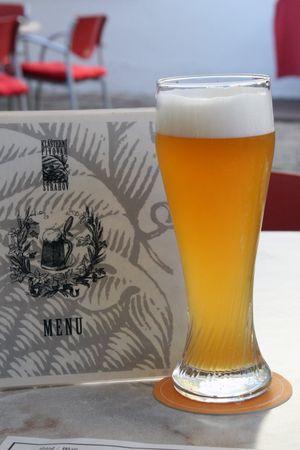 Prague homemade beer