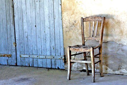 Abandon-chair